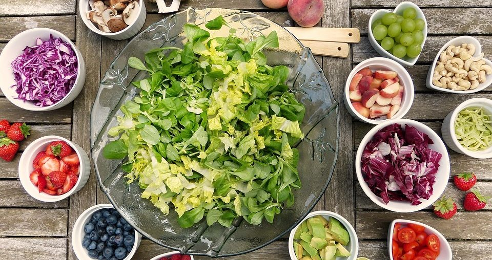 Pairing Fruits with Salads